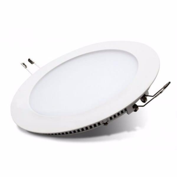 Đèn LED âm trần siêu mỏng tròn