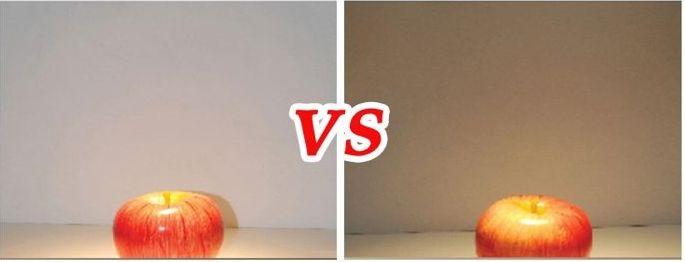 Chỉ số hoàn màu của đèn led âm trần COB cao