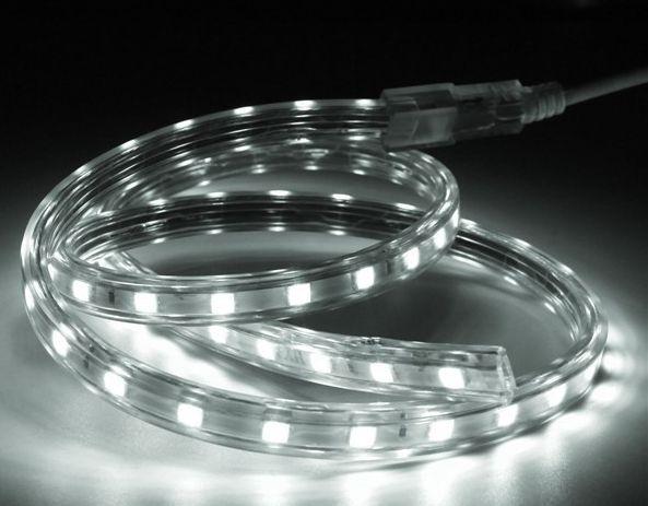 Dễ dàng cắt đèn led dây thành từng đoạn theo ý muốnDễ dàng cắt đèn led dây thành từng đoạn theo ý muốn