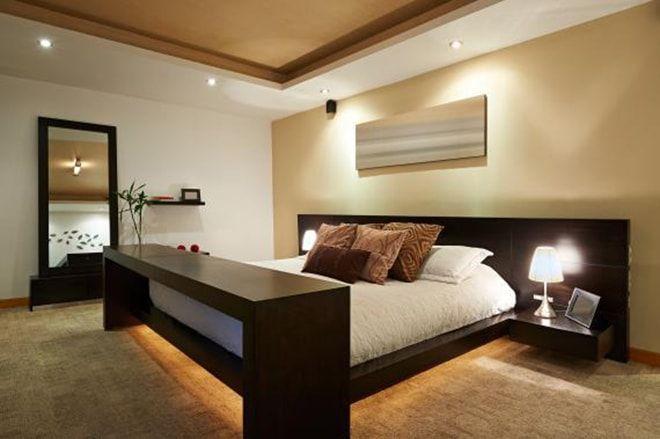 Sản phẩm tạo không khí ấm cũng cho không gian phòng ngủ