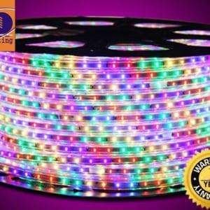 Đèn Led dây 3014 nhiều màu 220V 100m