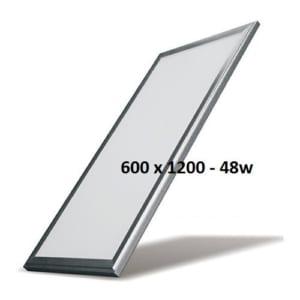 Đèn LED Panel chữ nhật 600x1200 (mm), 48w