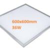Đèn led Panel tấm vuông 600x600 36w