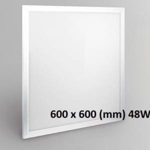 Đèn LED Panel vuông 600x600 (mm), 48W