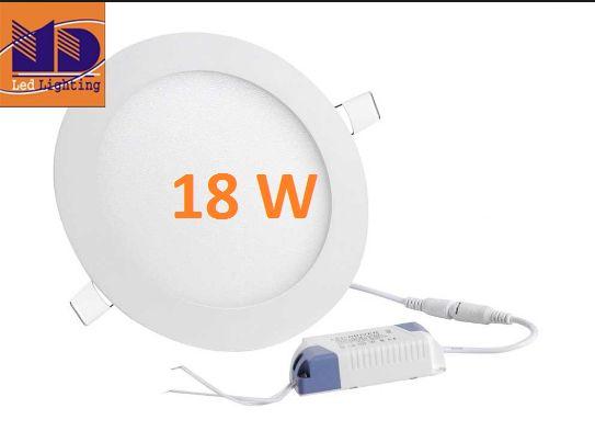 Đèn LED âm trần tròn siêu mỏng Minh Đức 18w