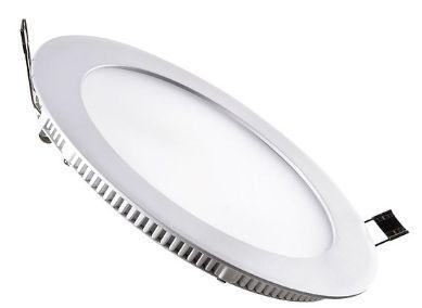 Đèn LED âm trần tròn siêu mỏng, ánh sáng trung tính