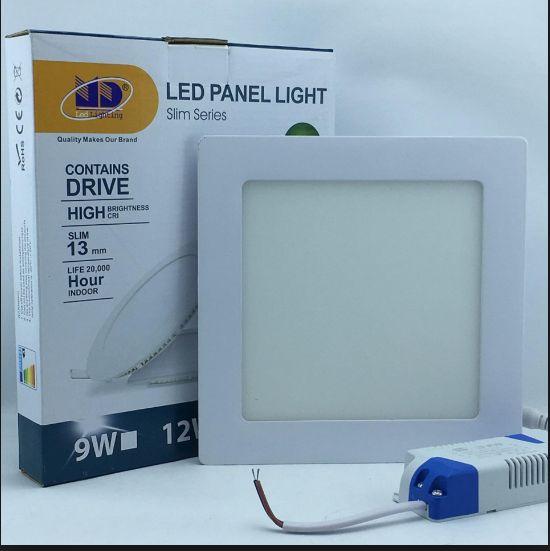 Đèn LED âm trần vuông siêu mỏng Minh Đức