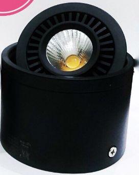 Sản phẩm xoay 360 độ giúp điều chỉnh góc chiếu sáng dễ dàng